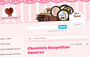 eCommerce Design Rochdale - Pam's Chocolate Delights
