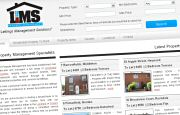 Rochdale Website Design  - LMS Property Management