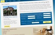 Estate Agent Website Design Stalybridge - Walker Property Services