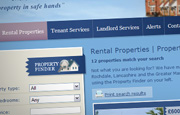 Website Design Morris PMS Rochdale Lettings