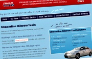Website Design Rochdale- Streamline Cars
