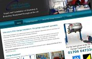 Website Design Rochdale - PNS Garage Installations