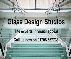 Glass Design Studios specialise in bespoke, decorative glass and mirrors.