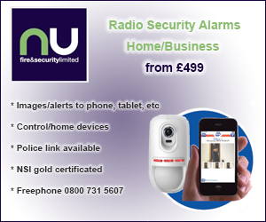 NU Fire & Security Limited.