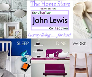 Suppliers of ex-display furniture and household goods from major high street retailers such as John Lewis.