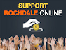 Rochdale Online provides local community news and a local community events diary, as well as local business and community listings. To continue providing these services we are asking for your help and support.