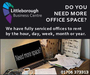 Littleborough Business Centre. Are you a new start-up business? We have fully serviced offices to rent by the hour, day, week, month or year.