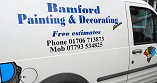 Bamford Decorating Services Logo
