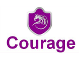 Courage EDS Logo