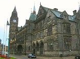 Friends of Rochdale Town Hall Logo