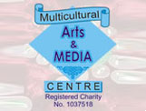 Multicultural Arts & Media Centre (MAMC) Logo