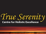 True Serenity<br>Centre for Holistic Excellence Logo