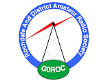 Rochdale & District Amateur Radio Society Logo