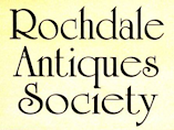 Rochdale Antiques Society Logo