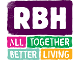 Rochdale Boroughwide Housing Ltd (RBH) Logo