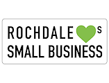 Rochdale Loves Small Business Logo