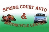 Spring Court Auto & Motorcycle Centre Logo