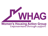 Women's Housing Action Group (WHAG) Logo