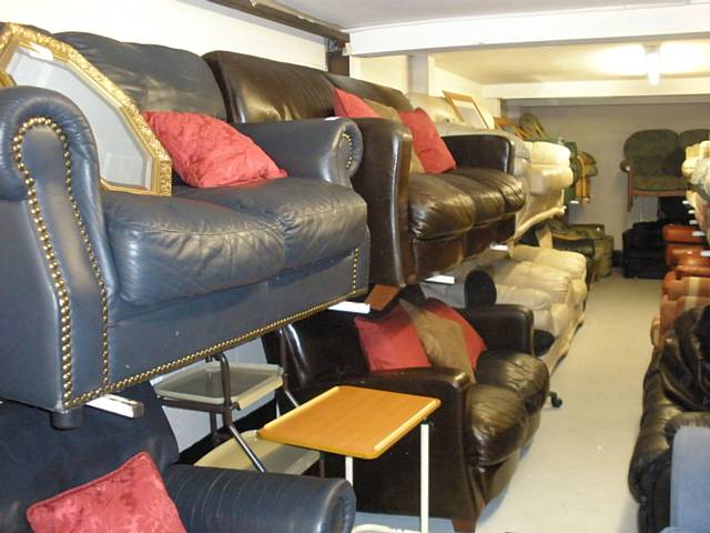 Soap, Soup, Salvation And Great Furniture! The Salvation Army Furniture/ Charity Shop