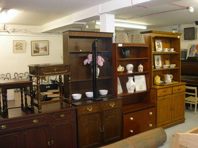 The Salvation Army Furniture Charity Shop