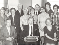 Alice Rideough, Barbara Brierley, Sister Johnson, Mr Holmes, Kath Higson, Wilf Boyton, Teresa Burgoyne, Harry Seymour, Ruth Scholes, Renee Carter, Ann Frost, Mr Ball, (Surgeon) Ian Valantine, Anna Bizco.