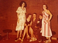 Maureen Daily, Carol Richards, Pat Grisante, Julie Cavanagh, Jayne Kelly.