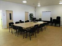 Animal Centre meeting room