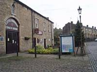 Littleborough Coach House Frontage