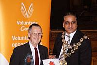 Volunteer of the Year 2010 - Michael Badham of ADS