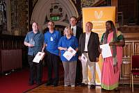 All the nominees for Older Volunteer of the Year