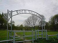 ROCH VALLEY ENTRANCE IN CHERWELL AVE