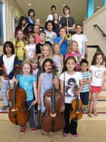 Rochdale Junior Orchestra Summer 2010