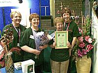 Fresh Fruity - Winners of Best Stand at the Made in Rochdale trade fair