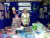 Craft Delights stand at the Made in Rochdale trade fair