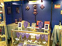 Jorgenson Studios stand at the Made in Rochdale trade fair