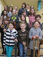 Rochdale Youth Orchestra March 2013