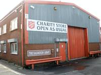 The Salvation Army Furniture/Charity Shop