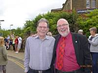 Richard Greenwood and John Kay