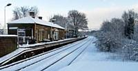 Littleborough Station - Lynda Redfern