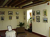 Littleborough Coach House Exhitbition Image