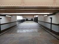 After.  Rochdale Station subway on the 6th July 2015.  Richard Lysons