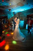 First dance in our self-contained Wedding Venue, The Rhydding Suite