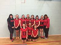U12's Greater Manchester County League Runners up 2016