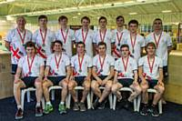 Silver medals for GB under 19 men
