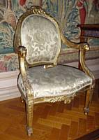 All that Glitters - English and Continental furniture   - Chair