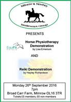 Physio & Reiki Evening