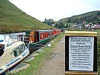 Summit Canal Boat Rally