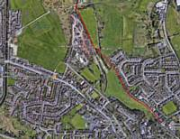 Upgrade proposal: Ashes Lane to River Beal path