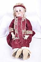 Antique Toy Doll