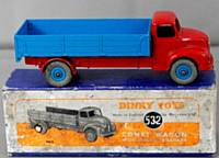 Antique Toy - Dinky Lorry